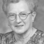 Cozad Resident: Delores Sale, Age 91